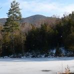 Mount Adams from Lake Jimmy., Mount Adams (New York)