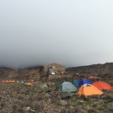 The third shelter, Damavand
