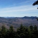 Mt Tecumseh summit view