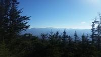 View of Mount Washington during Mt Waumbek hike, Mount Waumbek photo
