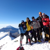Friends at Izta, Iztaccihuatl