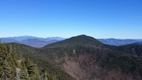 Mt Passaconway from cliffs on Mt Whiteface, Mount Whiteface photo