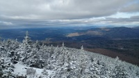 Barlow Trail 11/27/16, Mount Kearsarge (Merrimack County, New Hampshire) photo