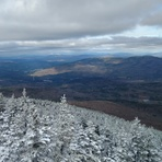 Barlow Trail 11/27/16, Mount Kearsarge (Merrimack County, New Hampshire)