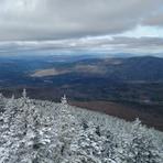 Barlow Trail 11/27/16, Mount Kearsarge (Merrimack County, New Hampshire)
