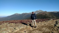 Mount Eisenhower Summit photo