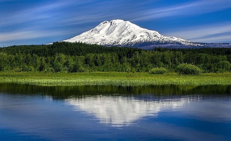The Range Yakima >> Mount Adams Mountain Information
