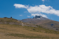 Veleta desde Hoya de la Mora, Pico Veleta photo