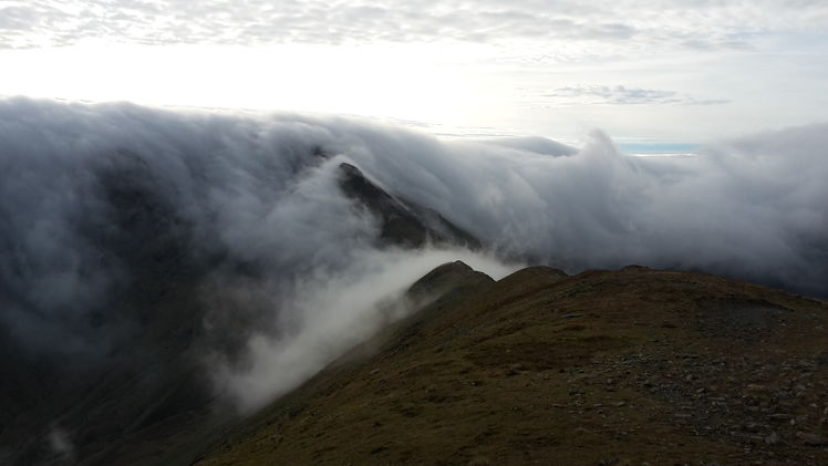 Inversion in the Lakes, Fairfield