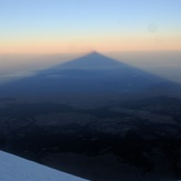 Orizaba Mountain Shadow, Pico de Orizaba