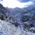 Mizana valley, Toubkal