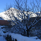 Imlil in snow, Toubkal
