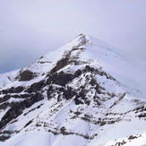 East face of Rizan peak