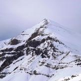 East face of Rizan peak