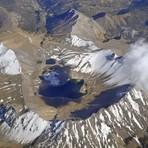 flying over Nevado de Toluca