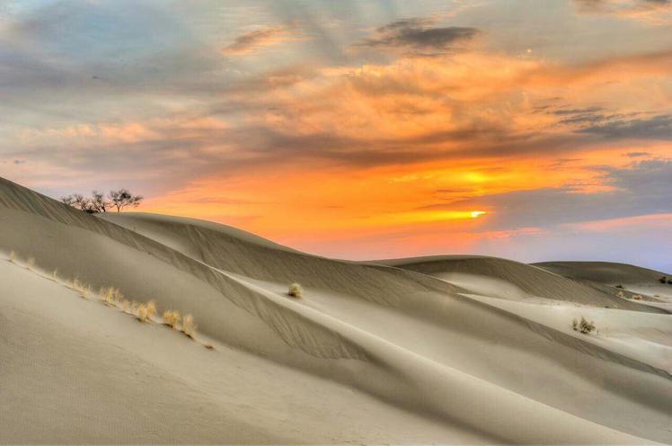 naser ramezani Loot desert, Karkas