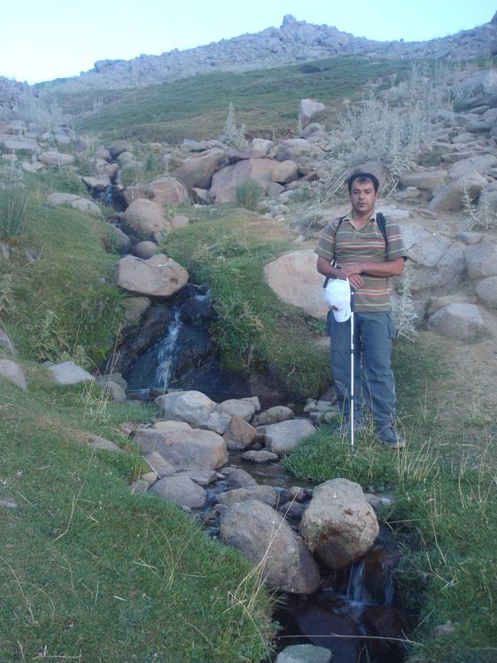 Ali Taherkhani, Alvand