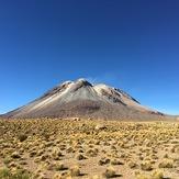 Volcán Irruputuncu
