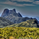 Pico Paraná visto a partir do Tucum