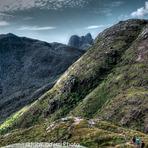 Pico Paraná e Tucum