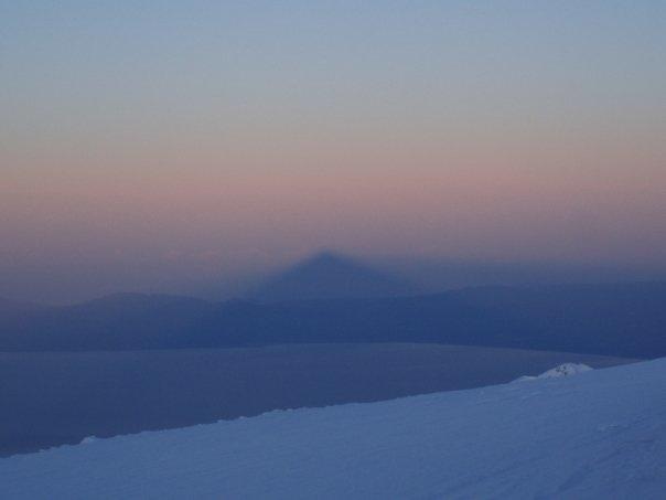 sunrice at the summit!!, Taygetos