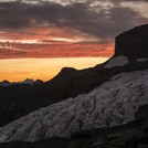 Atardecer en Cerro Tronador