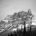 Castle Mountain, Castle Mountain (British Columbia)