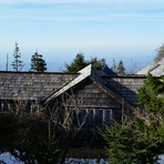 Lodge - Late March 2016, Mount LeConte