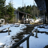 Lodge Cabin, Mount LeConte
