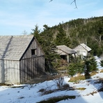 LeConte Lodge Cabins, Mount LeConte