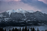 View from Eagle Lodge, Golden BC, Mainmast photo