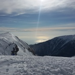 view from kakkalos, Mount Olympus
