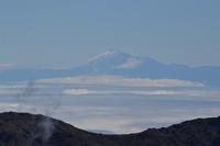 Mount Teide from La Palma, Roque de los Muchachos photo