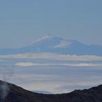 Mount Teide from La Palma, Roque de los Muchachos