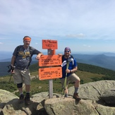 Summit Pic, Moosilaukee