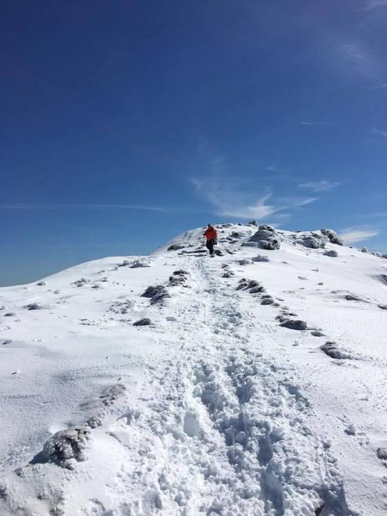 Amazing Hike, Mount Lafayette