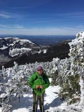 Franconia Loop, Little Haystack Mountain (New Hampshire) photo