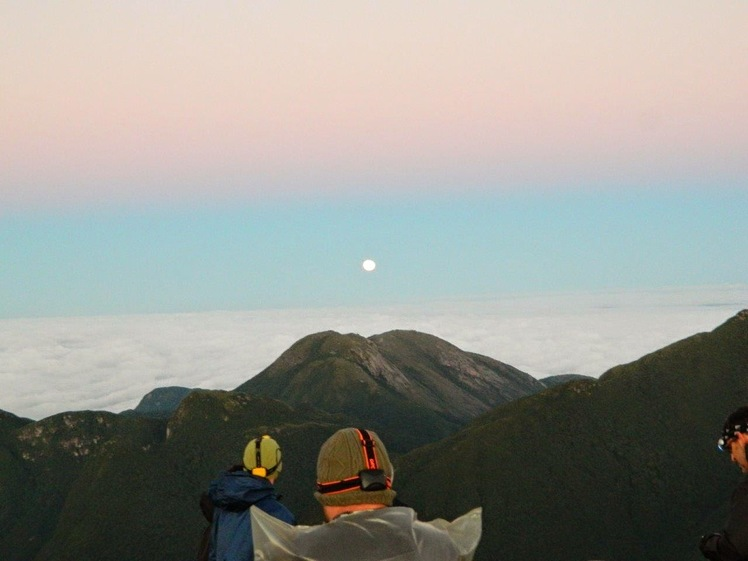 Top View Pico Paraná