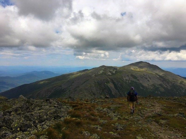 Presidential Push, Mount Adams