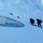Bergschrund 5-7-17, Mount Hood