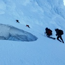Bergschrund 5-7-17