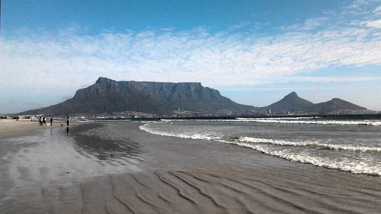 Table Mountain Skyline