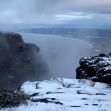 Table Mountain Snow