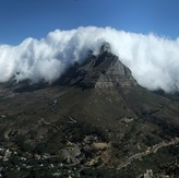 The Tablecloth, Table Mountain