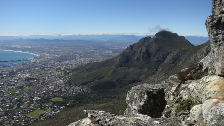 Devil's Peak weather
