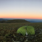 First Light on Summit, Mount Bogong
