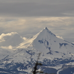 Mt. Jefferson from Black Butte, Mount Jefferson (Oregon)