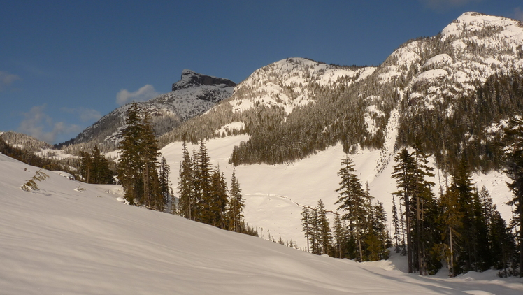 Alexandra Peak weather