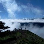 Spring hike on Dog Mountain