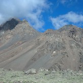 Cerro Stepanek y Cerro Adolfo Calle